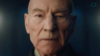 First Trailer For Star Trek: Picard Released