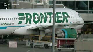 Frontier Airlines' customer upset with company; News 5 steps in