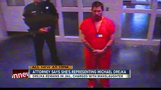Shooter in 'stand your ground' case, Michael Drejka, retains rookie attorney - Video