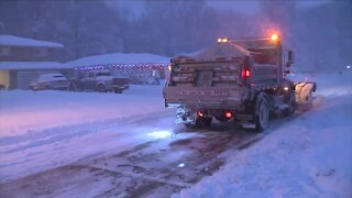 Communities across Northeast Ohio issue parking bans due to snow