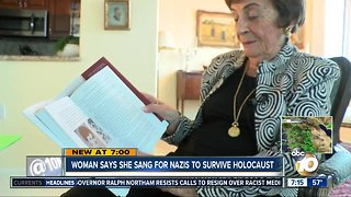 Holocaust survivor in La Jolla writes memoir