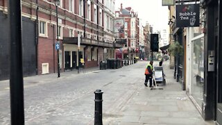 Londoners React To New COVID Lockdown