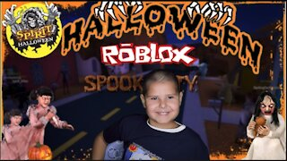 Spirit Halloween 2020: Scary Roblox Gameplay
