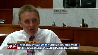 Warren County's drug program could be model for nation - Video