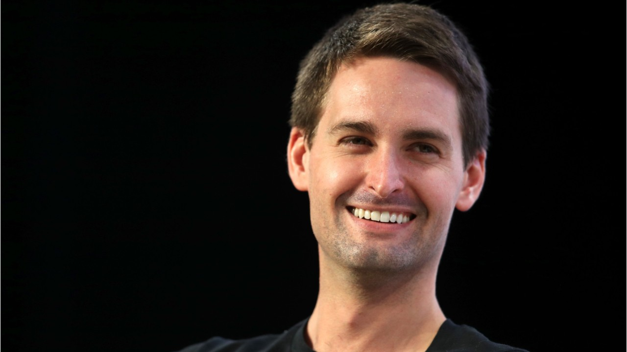 Snap's CEO reveals what boosted shares 175%