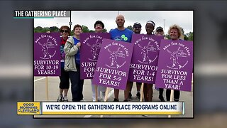 Cancer wellness center helping families diagnosed with virus