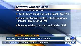 This week's grocery deals - Video