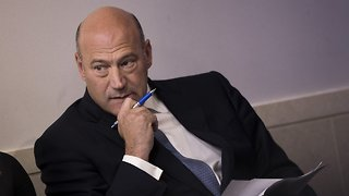 Trump's Top Economic Adviser Gary Cohn Is Resigning - Video