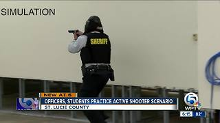Active-shooter training - Video