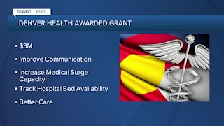Denver Health awarded grant to help with disaster response