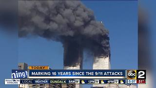 16 years later, remembering those lost in 9/11 - Video