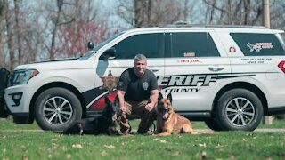 Loki and Leiche join former Erie County Sheriff's deputy in retirement