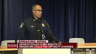 Detroit police chief reacts to Las Vegas massacre - Video