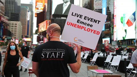 Nearly Half Of All Live-Event Workers In U.S. Are Now Unemployed