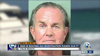 Boater reaches plea deal after grounding boat on Palm Beach - Video