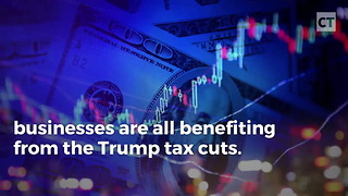 CEOs Criticized Trump, But Now Business is Booming - Video