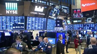 Dow plummets more than 1,000 points over coronavirus fears