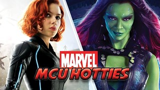 Top 8 HOTTEST Live-Action Female Marvel Superheroes in the Cinematic Universe - Video