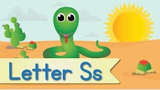 Letter S Song