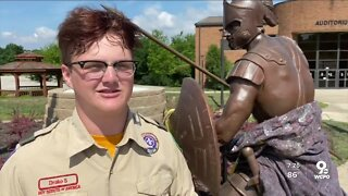 Turpin HS Eagle Scout drives project focused on unity