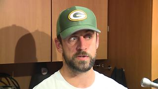 Aaron Rodgers hopes to still be playing for Packers at 40 - Video