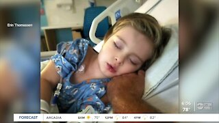 Sarasota toddler diagnosed with MIS-C, a condition associated with COVID-19