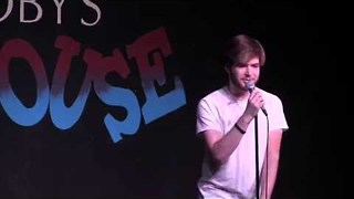 Teen Comedian Performs Hilarious Stand-Up After High School Graduation - Video