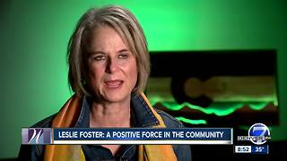 Leslie Foster, Colorado Women's Hall of Fame Class of 2018 - Video