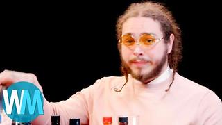 Top 10 Funniest Post Malone Moments! - Video