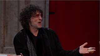 Howard Stern Announces Return To Radio Show