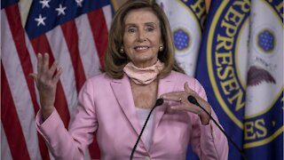 Pelosi's Hair Appointment Violates COVID Restrictions
