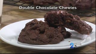 Mr. Food - Double Chocolate Chewies
