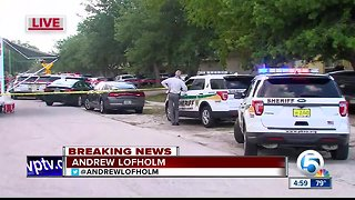 Palm Beach County deputies investigating deadly shooting