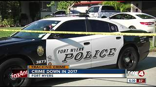Fort Myers Crime Down in 2017