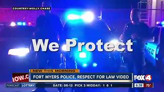 "Fort Myers Police ""Student Challenge Video"""