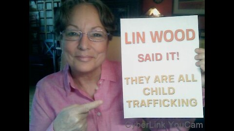 Lin Wood said it - THEY ARE ALL CHILD TRAFFICKING