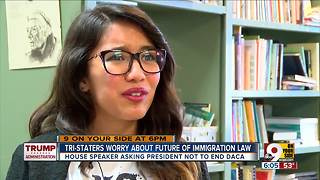Some Tri-Staters worry about future of immigration law - Video