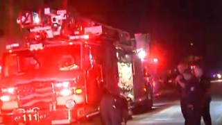 Woman seriously injured in Delray Beach house fire - Video