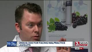 More malpractice suits filed against Omaha doctor - Video
