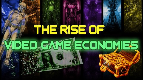 The Rise of Videogame Economies