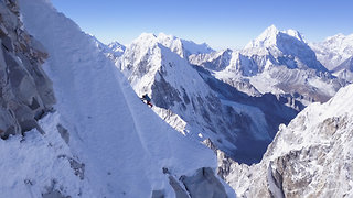 This Man Just Became The First Person To Solo Climb The Himalayas