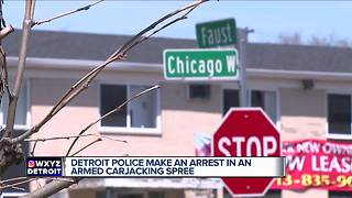 Carjacking spree over the weekend - Video