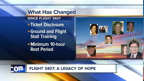 10 years later: what has changed since the crash of Flight 3407