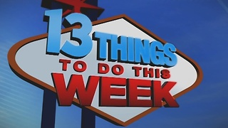 13 Things To Do 11/18/16 - Video