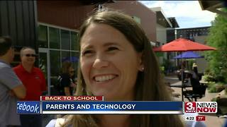 Back to school: parents and technology