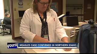 First Idaho measles case since 2001 confirmed
