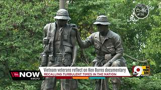 Ken Burns Vietnam War documentary brings back stark memories for local vets - Video
