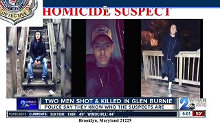 Young married couple wanted for Glen Burnie double murder