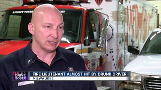 Local firefighter: Find a safe ride this New Year's