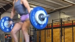 Gancho no Crossfit - Video
